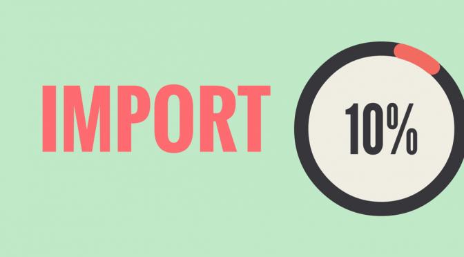 Відкрите звернення бізнес-об'єднань щодо необхідності термінової відміни додаткового імпортного збору