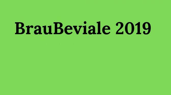 Європейська спеціалізована виставка BrauBeviale 2019